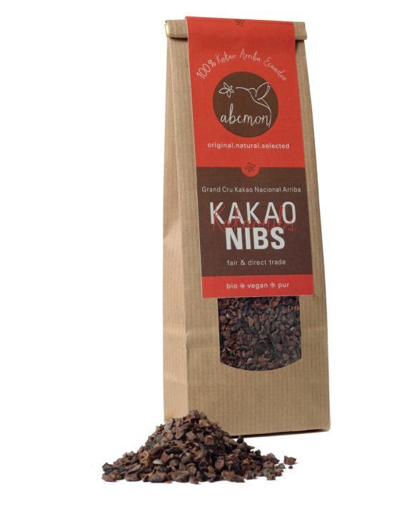 Kakao Nibs | Grand Cru Kakao Nacional Arriba