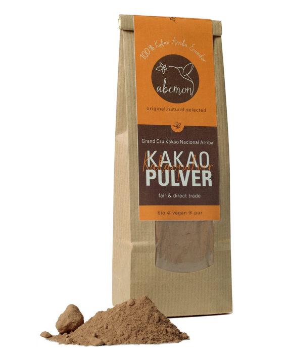 Kakao Pulver | Grand Cru Kakao Nacional Arriba