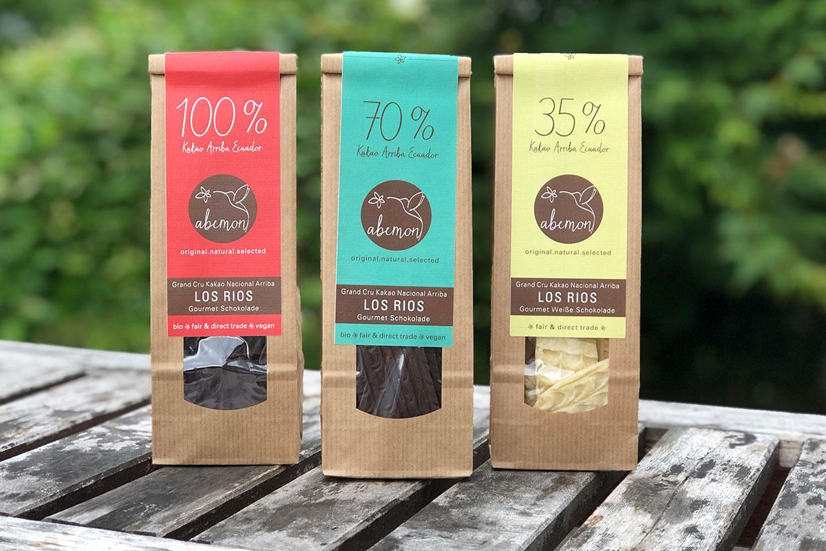 Los Rios Gourmet-Schokoladen