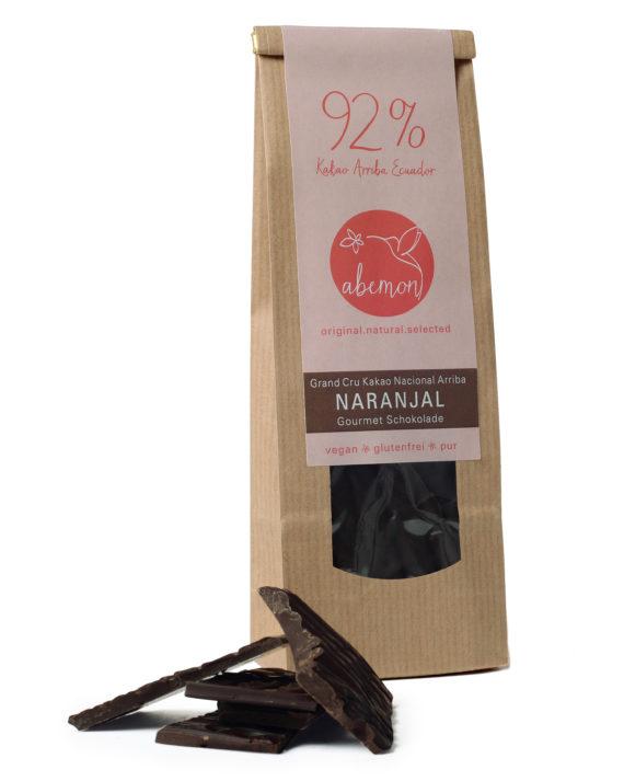 Naranjal 92% | Grand Cru Kakao Nacional Arriba