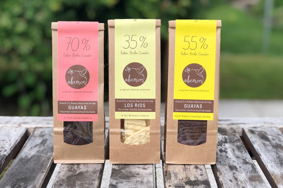 Vollmilch-Schokoladen